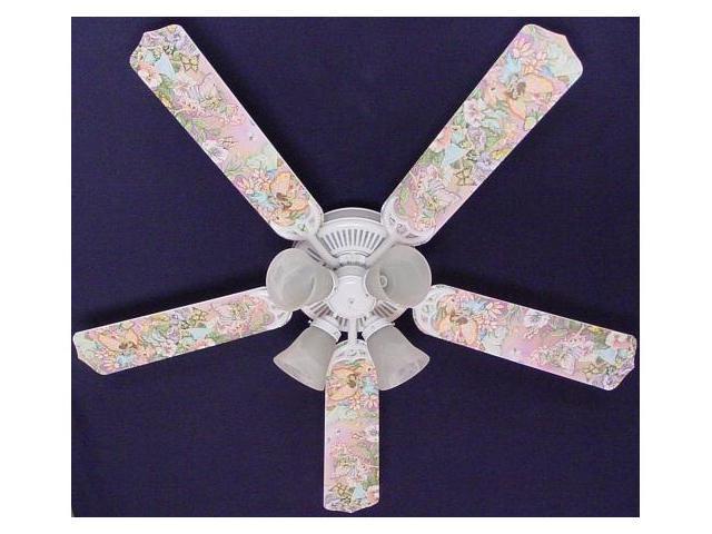 Ceiling Fan Designers 52FAN-KIDS-MFF Magical Fairies Ceiling Fan 52 in.