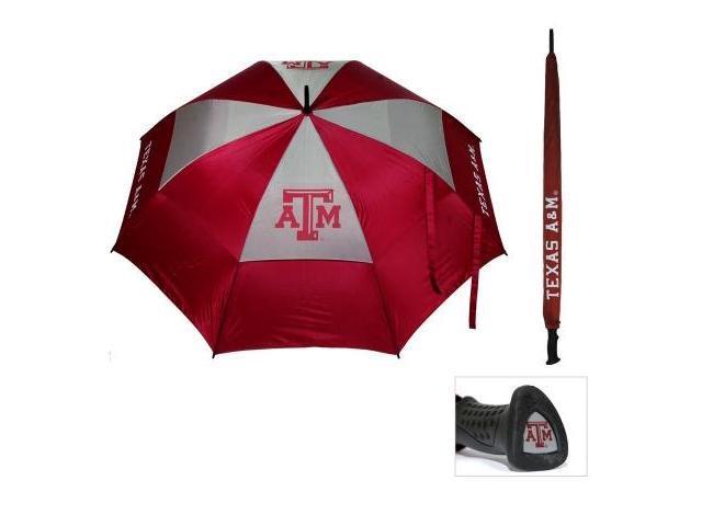 Team Golf 23469 Texas A&M University 62 in. Double Canopy Umbrella