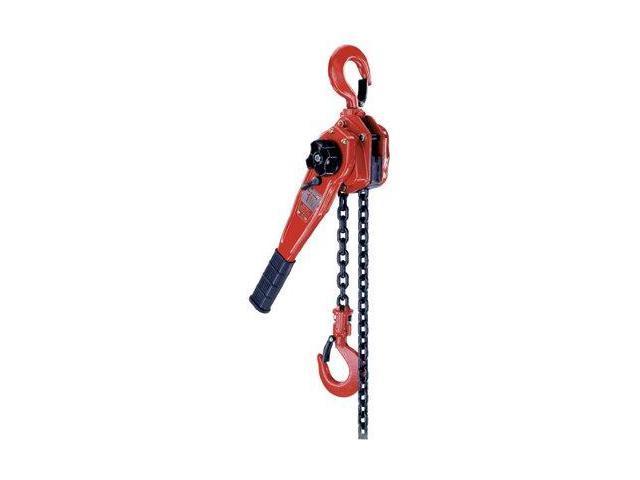 Coffing Hoists 176-LSB-1500B-15 09422 3-4 Ton Steel Hoist W 15' Lift