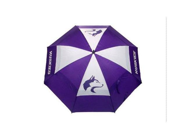 Team Golf 28569 University of Washington 62 in. Double Canopy Umbrella