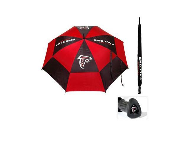 Team Golf 30169 Atlanta Falcons 62 in. Double Canopy Umbrella