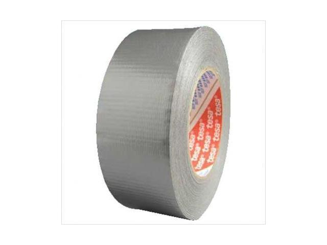 Tesa Tapes 744-64613-09001-00 2 Inchx60Yds Silver Duct Tape Economy Grade