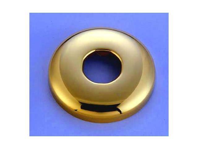 Kingston Brass K150F2 Kingston Brass K150F2 Shower Arm Flange, Polished Brass