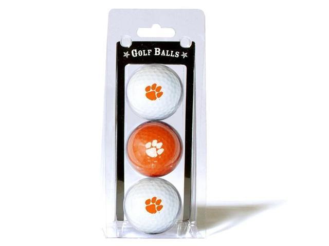 Team Golf 20605 Clemson Tigers Golf Ball Pack