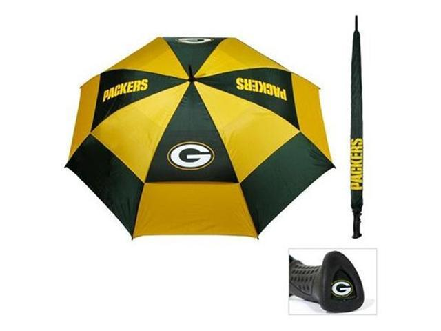 Team Golf 31069 Green Bay Packers 62 in. Double Canopy Umbrella