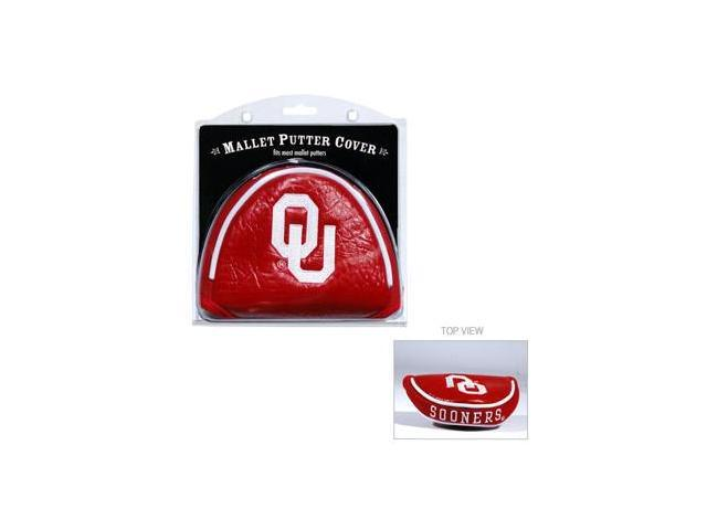 Team Golf 24431 Oklahoma Sooners Mallet Putter Cover