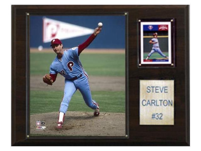 C & I Collectables 1215SCARL MLB Steve Carlton Philadelphia Phillies Player Plaque