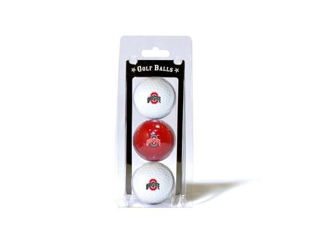 Team Golf 22805 Ohio State Buckeyes Golf Ball Pack