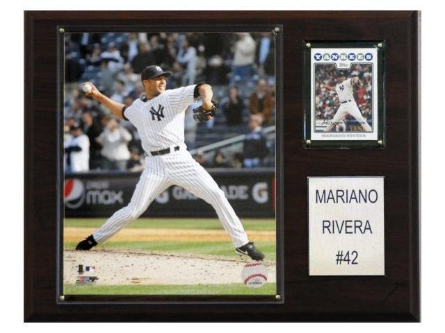 C & I Collectables 1215MRIVERA MLB Mariano Rivera New York Yankees Player Plaque