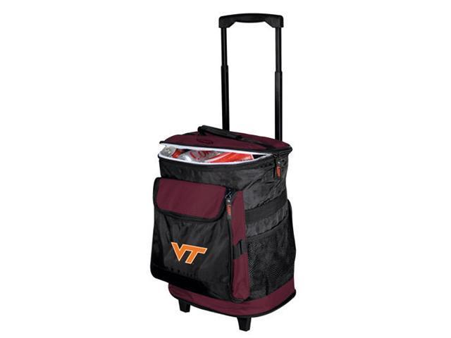 Logo Chair 235-57 Virginia Tech Rolling Cooler