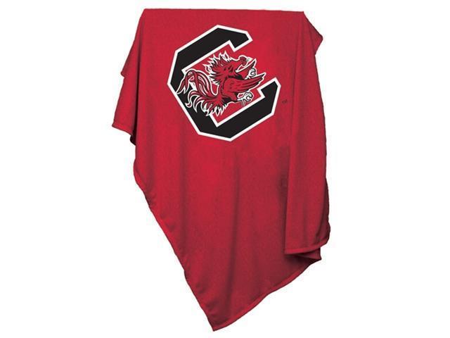 Logo Chair 208-74 South Carolina Sweatshirt Blanket
