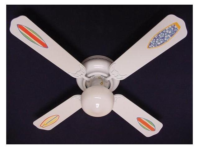 Ceiling Fan Designers 42FAN-KIDS-SSB Surfboards Ceiling Fan 42 in.