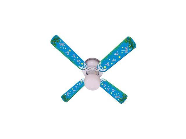 Ceiling Fan Designers 42FAN-IMA-DFFF Kids DragoNFLies & Fireflies Ceiling Fan 42 In.