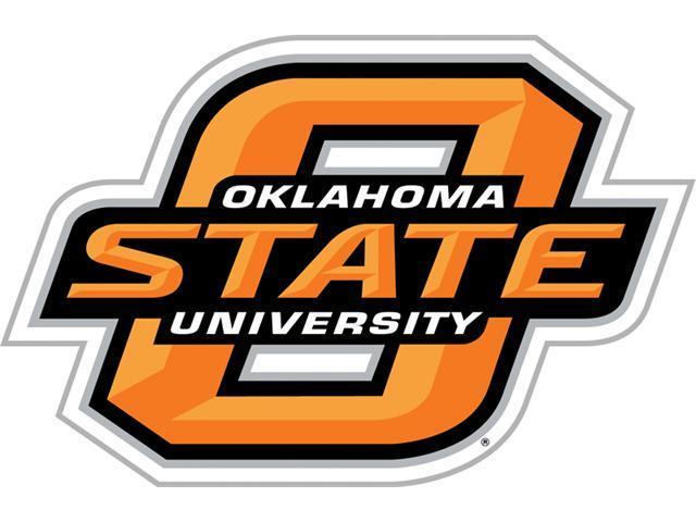 Fremont Die 58752 Oklahoma State Cowboys- 12 in. Vinyl Magnet