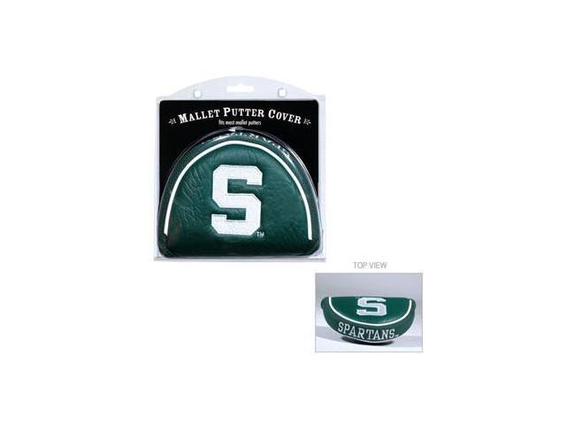 Team Golf 22331 Michigan State Spartans Mallet Putter Cover