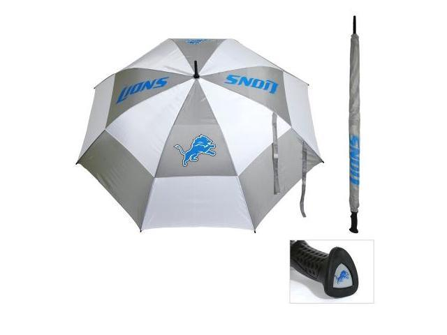 Team Golf 30969 Detroit Lions 62 in. Double Canopy Umbrella