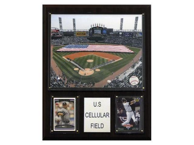 C & I Collectables 1215USCELL MLB U.S. Cellular Field Stadium Plaque