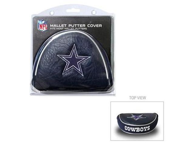 Team Golf 32331 Dallas Cowboys Mallet Putter Cover