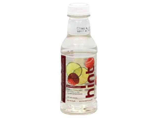 Hint 37585 Raspberry Lime Water