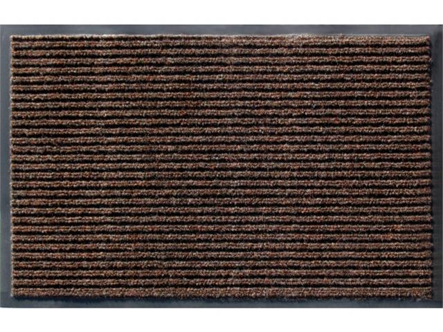 Apache Mills Inc 18in. X 27in. Cocoa Brown Mat  043-1410E