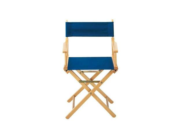 Yu Shan CO USA Ltd 021-10 Director chair replacement cover kit, Navy
