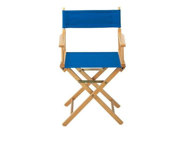 Yu Shan CO USA Ltd 021-13 Director chair replacement cover kit, Royal Blue