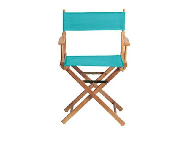 Yu Shan CO USA Ltd 021-17 Director chair replacement cover kit, Teal