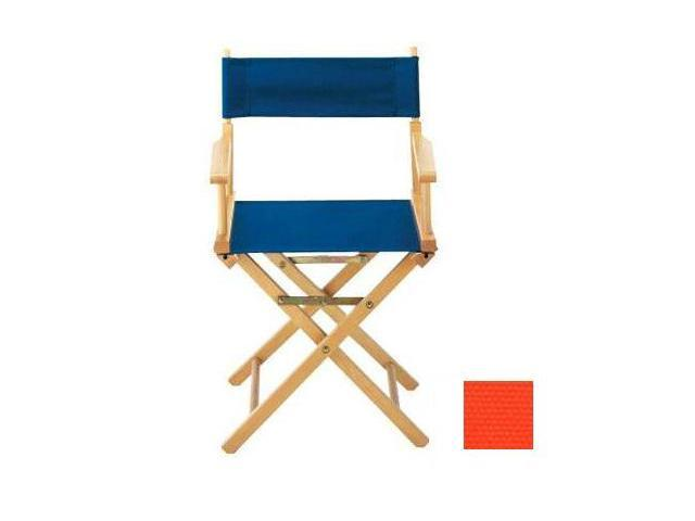 Yu Shan CO USA Ltd 021-19 Director chair replacement cover kit, Orange