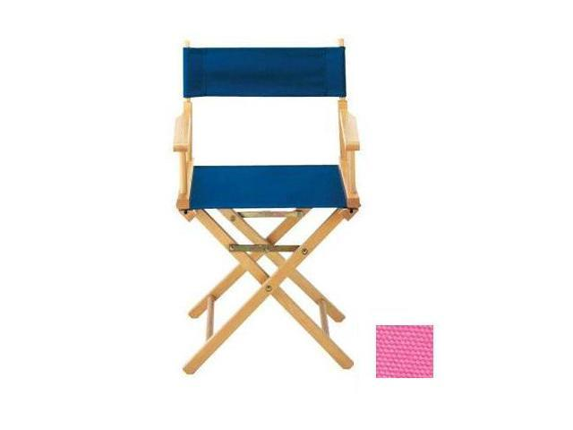Yu Shan CO USA Ltd 021-22 Director chair replacement cover kit, Pink