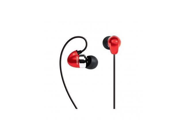 Polaroid PEP36RED Stereo in-ear Earphones- Red