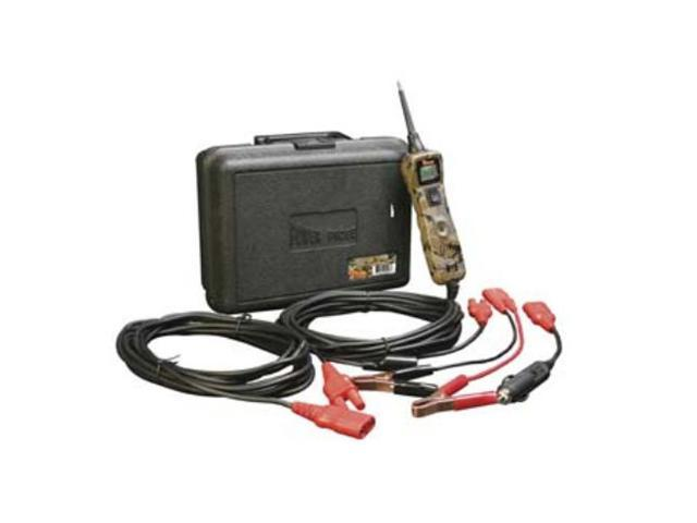 Power Probe PPPP319CAMOFTC Power Probe III with a Built in Voltmeter Camoflouge