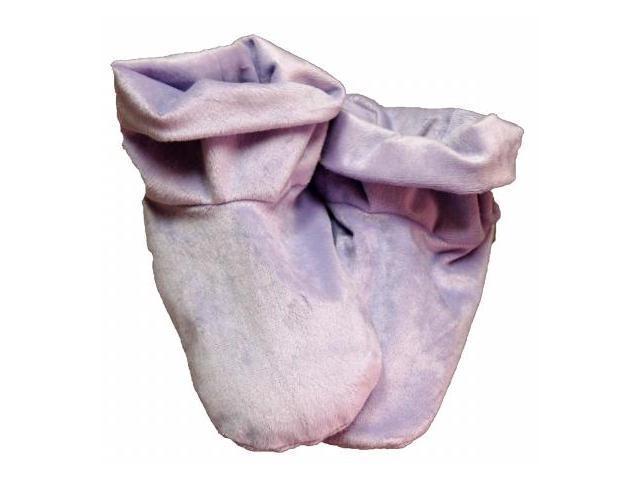 Herbal Concepts HCBOOTL Herbal Comfort Booties - Lavender