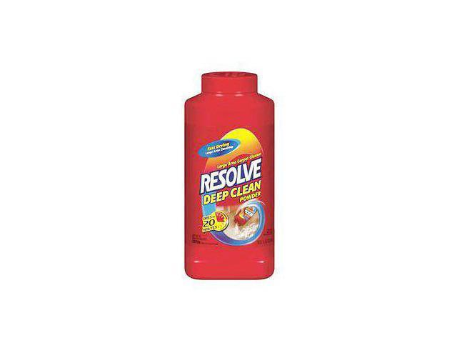 Reckitt 81760 Resolve Deep Clean Powder - 18 oz. - Pack of 6
