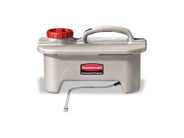 Rubbermaid Q96600 Pulse Caddy  2 Gallons  8-3/4 w x 10-3/4 h x 14-1/8 l  Each