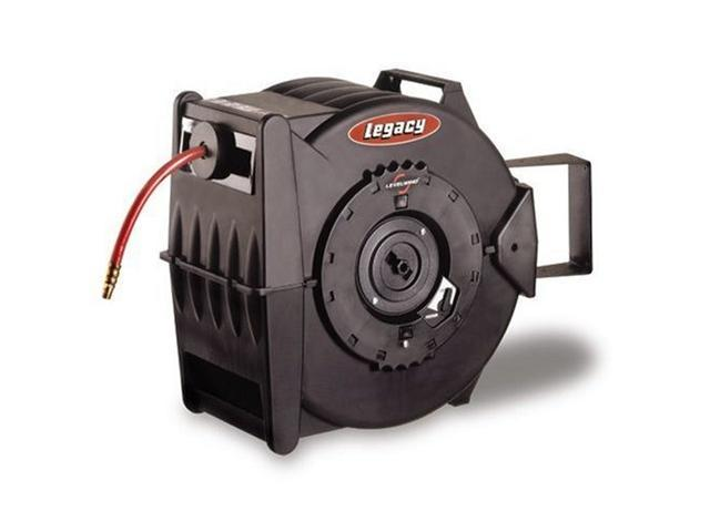 Legacy - L8306 - .375 Inch x 75 Ft Retractable Air Hose Reel