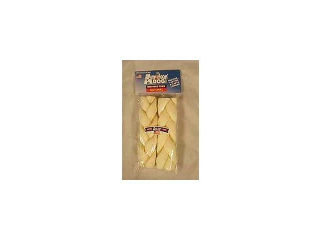 Pet Factory Inc Use Braid Dog Chew, 2 Pack - 74258