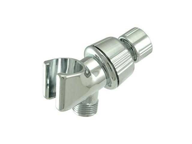 Kingston Brass K170A1 Kingston Brass K170A1 Handheld Shower Wall Mount Bracket with Hose Outlet, Chrome