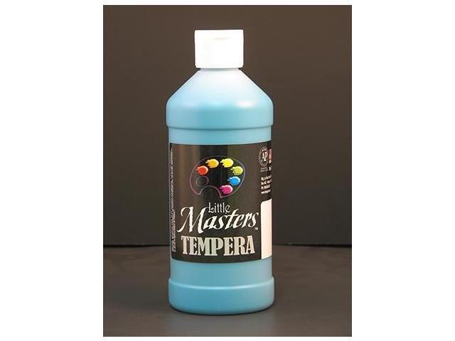 Rock Paint- Handy Art RPC201735 Little Masters Turquoise 16Oz Tempera Paint
