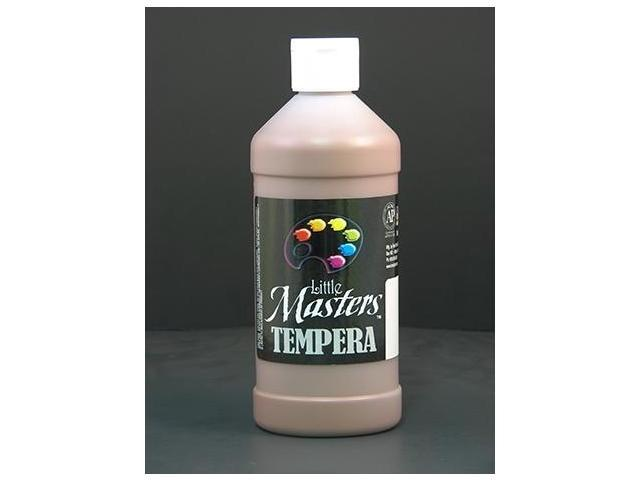 Little Masters Tempera Paint Brown 16 oz