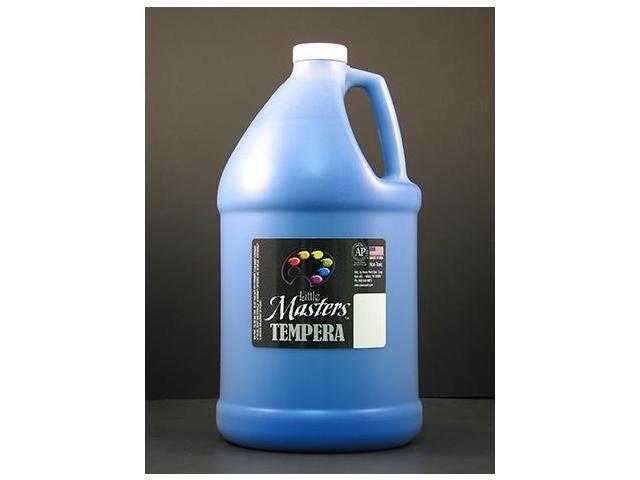 Rock Paint- Handy Art RPC204730 Little Masters Blue 128Oz Tempera Paint