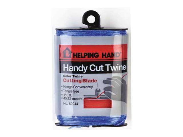 Helping Hands 150ft. Blue Nylon Handy Cut Twine  60044 - Pack of 3