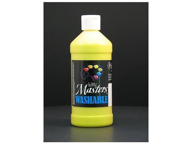 Rock Paint- Handy Art RPC211710 Little Masters Yellow 16Oz Washable Paint