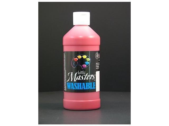 Rock Paint- Handy Art RPC211720 Little Masters Red 16Oz Washable Paint