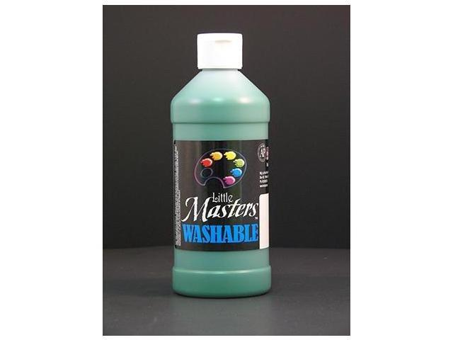 Rock Paint- Handy Art RPC211745 Little Masters Green 16Oz Washable Paint