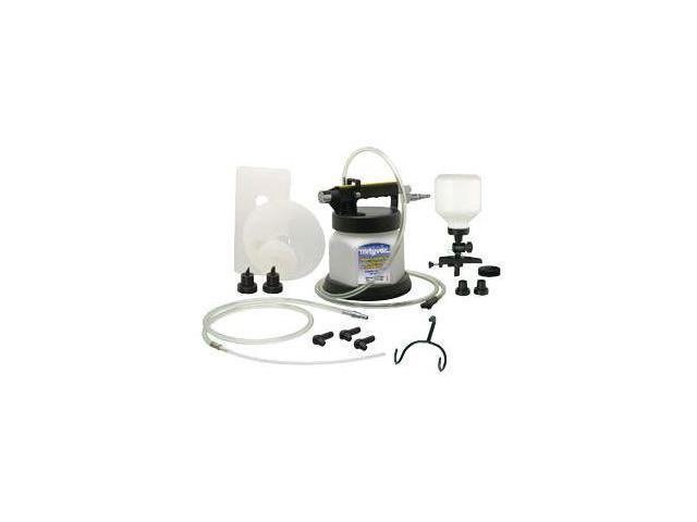 MityvAC MV6835 Vacuum Brake Bleeder Kit With Refill Bottler