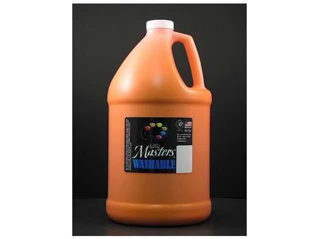 Rock Paint- Handy Art RPC214715 Little Masters Orange 128Oz Washable Paint