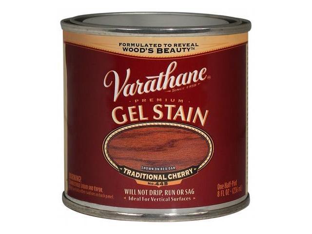 Rustoleum .50 Pint Tradional Cherry Gel Stain  224499