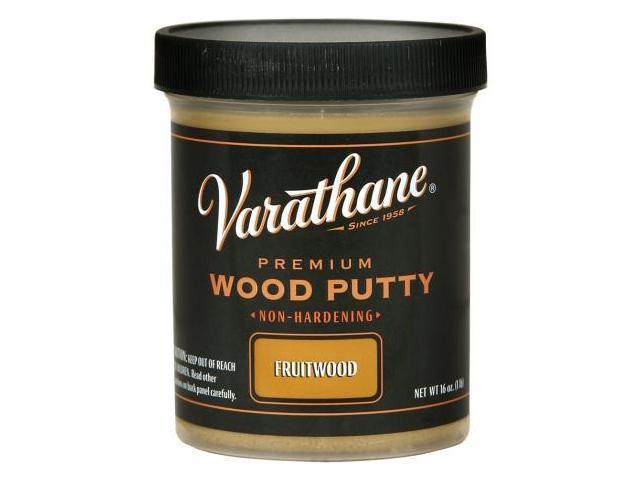 Rustoleum 3.75 Oz  Fruitwood Wood Putty  223179
