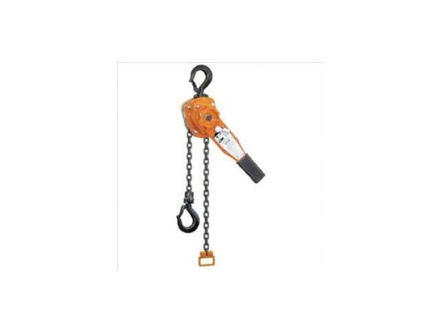 CM Columbus McKinnon 175-5311 653 3-4 Ton Lever Hoist10' Lift