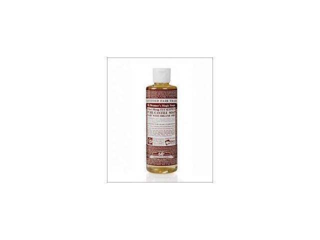Castile Liquid Soap-Eucalyptus - Dr. Bronner's - 8 oz - Liquid